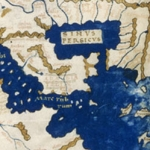 World Map by Henricus Martellus, 1489