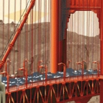 Celebrating the 75th anniversary of the Golden Gate Bridge
