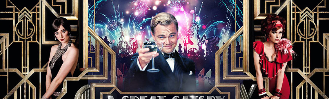 Recreating The Great Gatsby Film