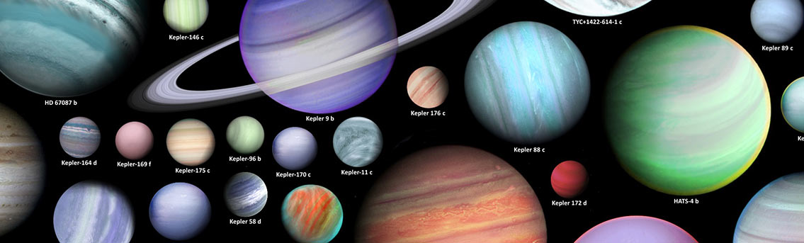 Latest Confirmed Exoplanets List