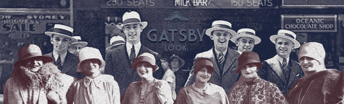 The Great Gatsby Dress Code