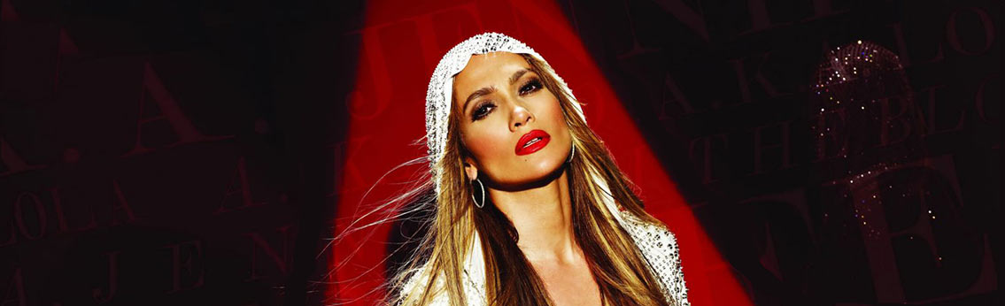 Jennifer Lopez Celebrity Infographic