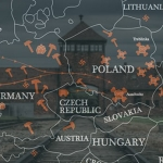Nazi Concentration Camps in Europe during World War 2