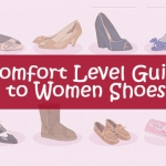 The Comfort Level Guide to Women's Shoes