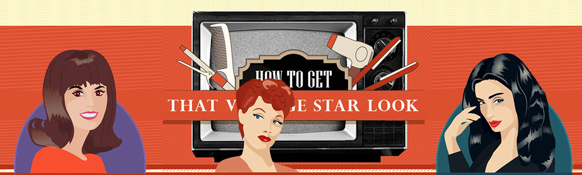 How to Get a Retro Look