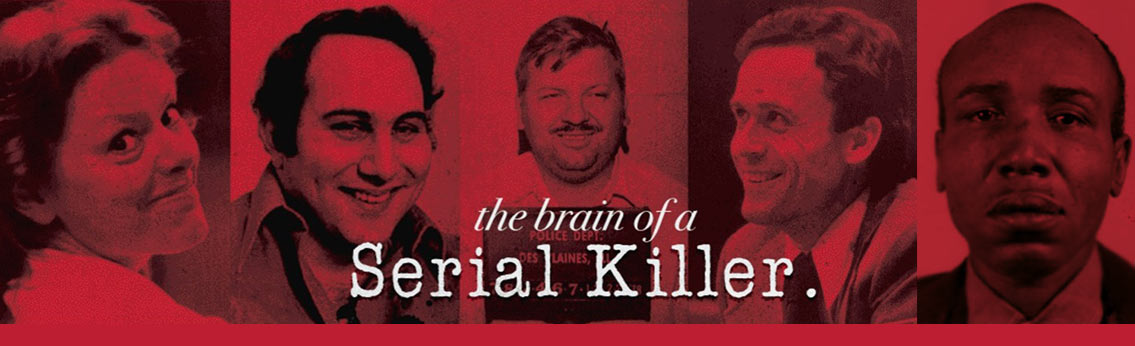 Mind of a Serial Killer Infographic