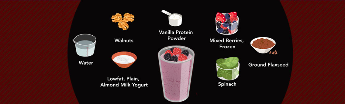 Soy-Free and Gluten-Free Protein Shake Recipes Bodybuilding
