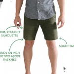 What to Wear with Shorts – For Men