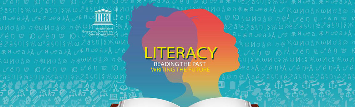 International Literacy Day Infographic