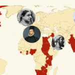 Mapping the Biggest Empires in World History