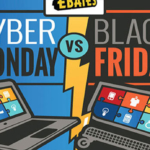 Black Friday vs. Cyber Monday: When to Buy the Best Deals