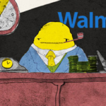 The Weight of Walmart Business