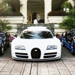 Top 10 Most Expensive Celebrity Cars