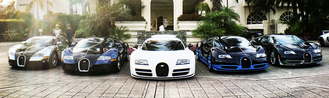Most Expensive Celebrity Cars