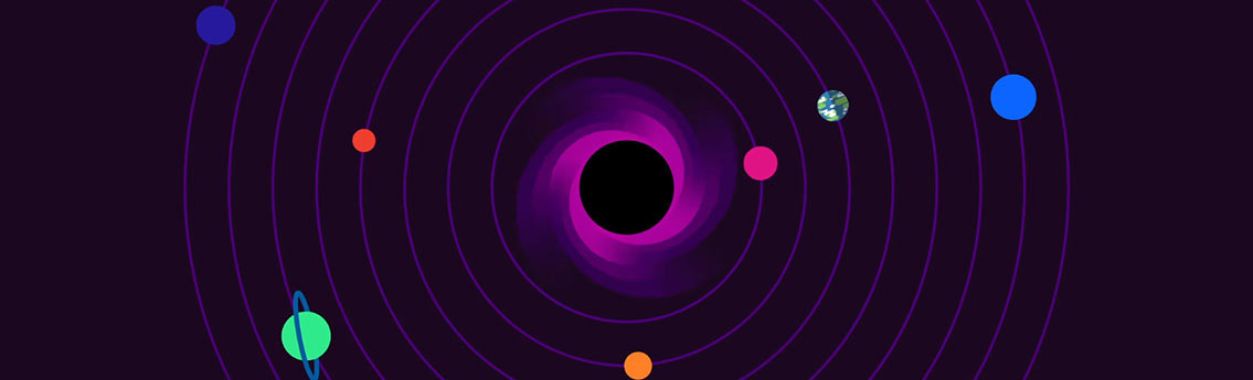 Black Holes Explained Animated Infographic
