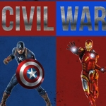 Civil War: Captain America vs Ironman