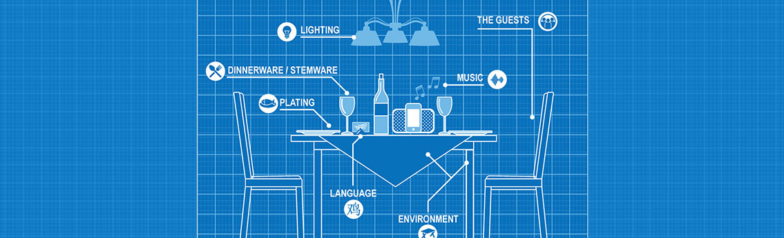 Engineering Dining Experience Infographic
