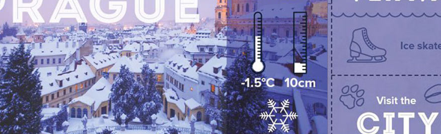 European Cities to Enjoy in Winter Snow