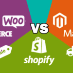 Ecommerce Platform Comparison:  WooCommerce vs. Shopify vs. Magento