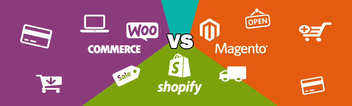 WooCommerce or Shopify or Magento Which Better