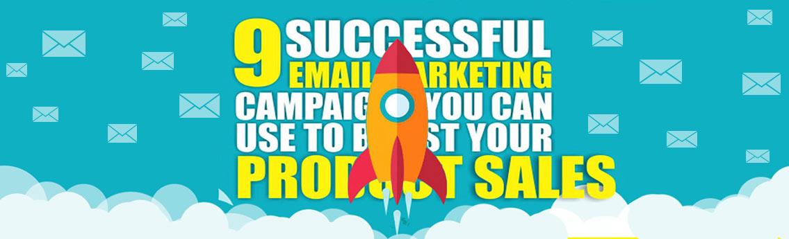 email marketing campaigns to boost sales
