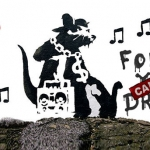Banksy Graffiti Artworks: Names and Locations