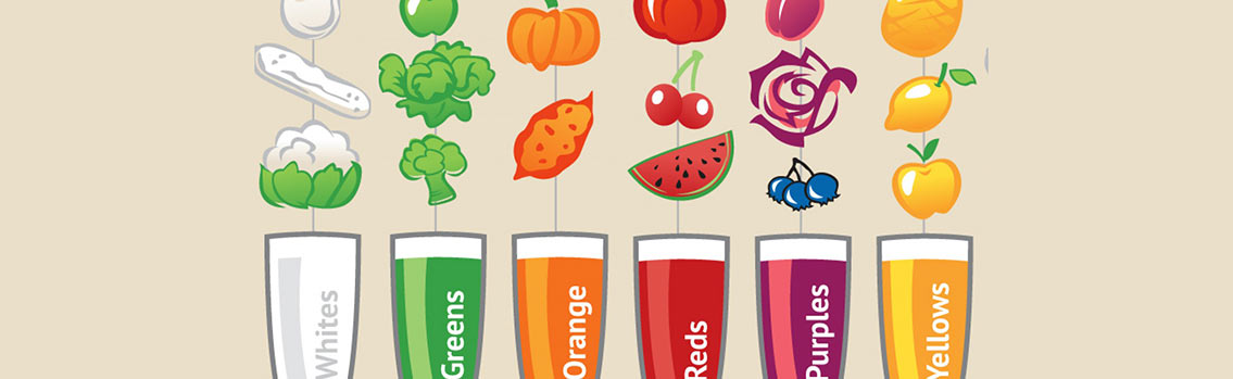 Juicing Guide Infographic