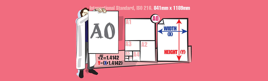 Standard Paper Sizes for Printing