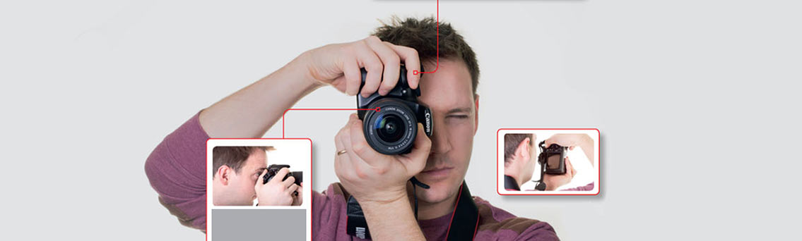Guide How to Hold a Camera