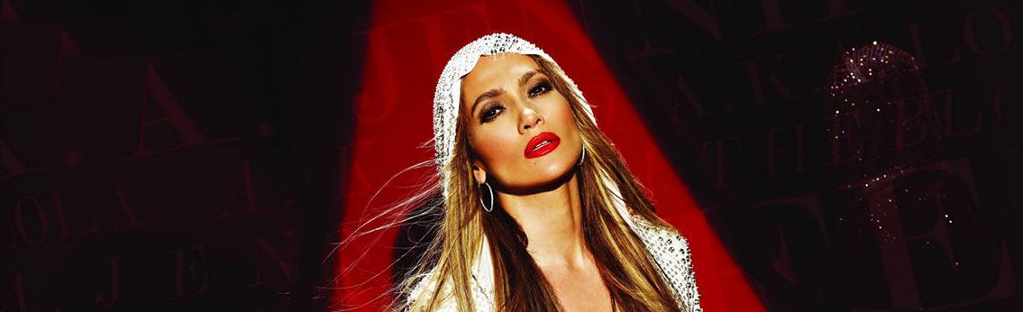 Jennifer Lopez Celebrity Infographic