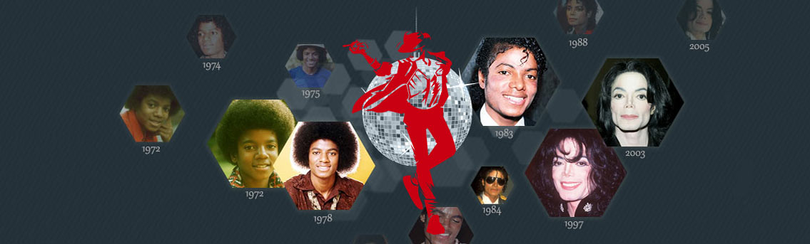 Michael Jackson Music Infographic