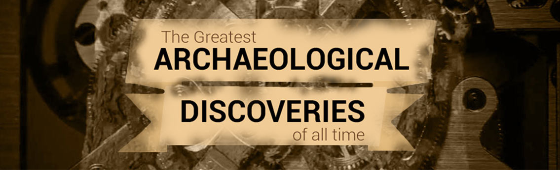 Greatest Archaeological Discoveries Of All Time