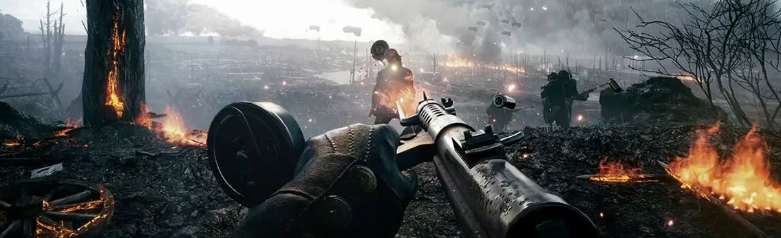 Battlefield 1 Biggest Open Beta in EA History