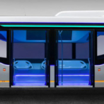 Mercedes-Benz Autonomous Bus for Urban Public Transport
