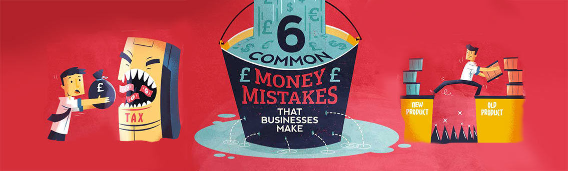 Money Mistakes that Small Businesses Make