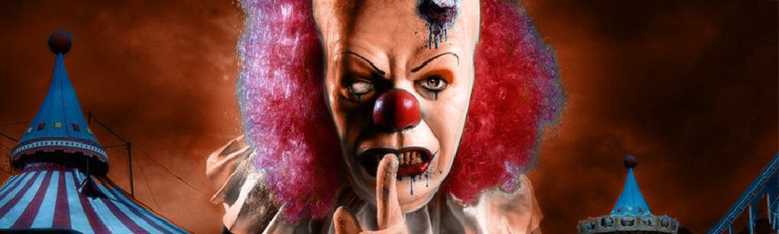 Scary Clowns in Movies List