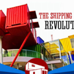 Building Houses and Commercial Offices with Shipping Containers