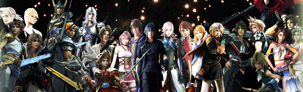 List of Final Fantasy Video Game Timeline