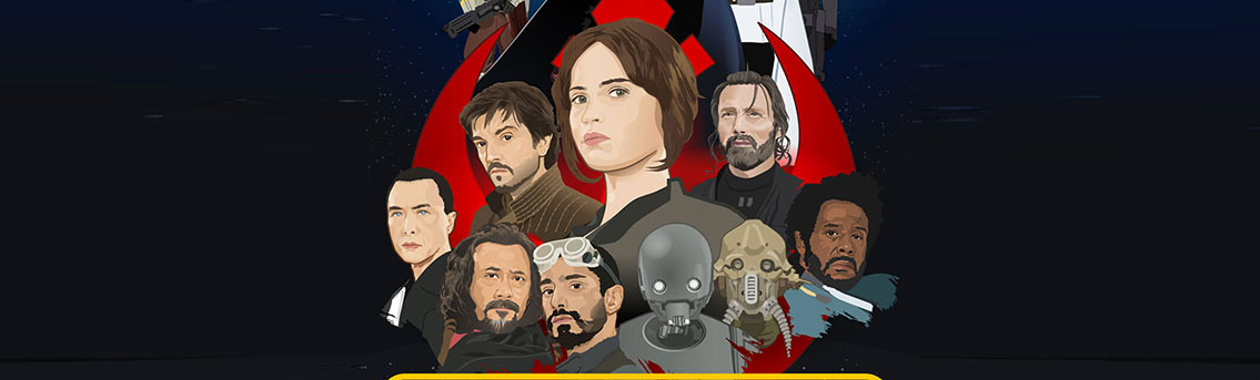 Rogue One New Characters