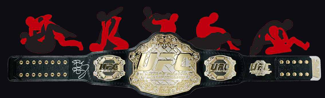 Ultimate Fighting Championship Timeline