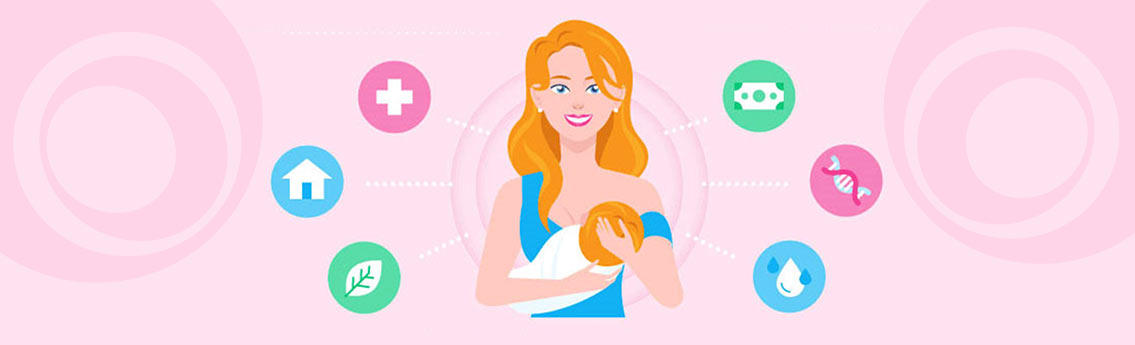 Advantages of Breastfeeding for Mother and Baby