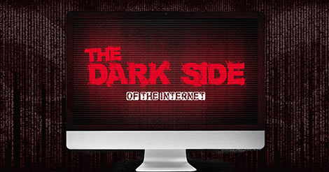 What S On The Dark Web Infographic