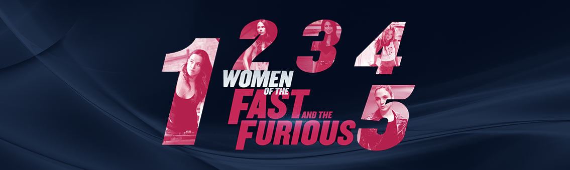 Fast and Furious Female Cast