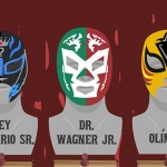 The Most Famous Masked Luchadores in Mexican Wrestling