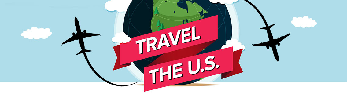 Planning A Trip To The Usa Infographic